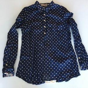 Anthropology blouse